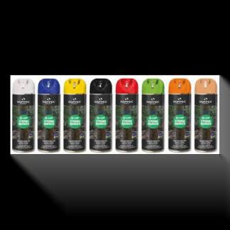 Peinture Fluorescente Bois Fluo Marker écologique Techno For